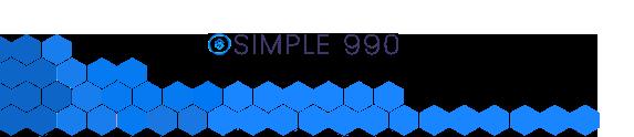 Simple 990